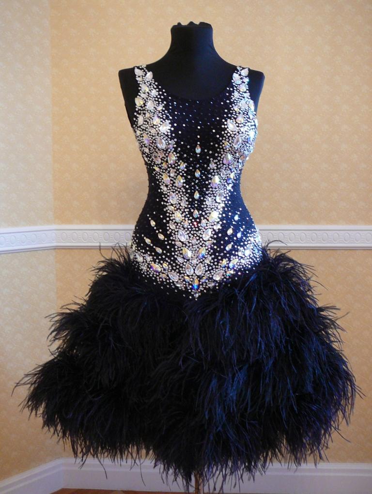 Магазин бальных танцевальных платьев